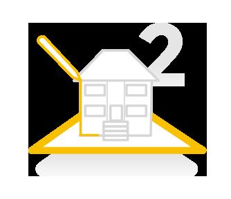 dessin de maison sur mesure